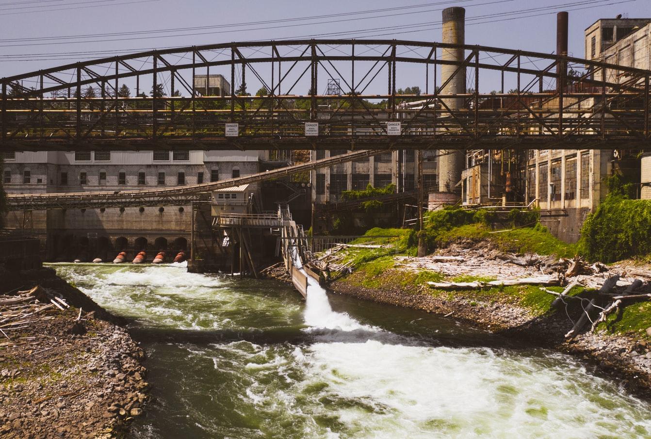 West Linn Willamette Falls